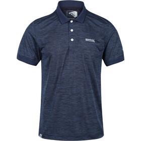 Regatta Remex II Koszulka Mężczyźni, niebieski